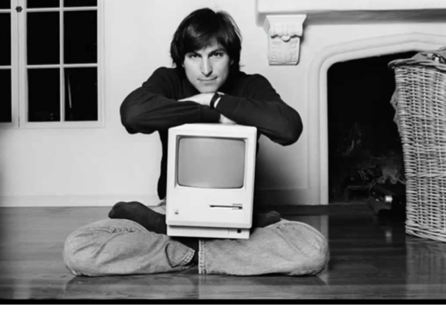Steve Jobs Lotus e Mac